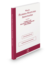 Florida Family Law Rules of Procedure and Forms, 2018 ed.