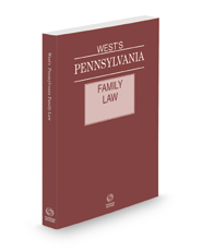 West's Pennsylvania Family Law, 2021 ed.