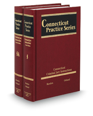 Criminal Jury Instructions, 4th (Vols. 5-5A, Connecticut Practice Series)
