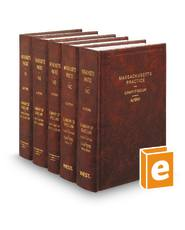 Summary of Basic Law, 4th (Vols. 14-14D, Massachusetts Practice Series)
