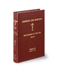 Restatement of the Law (3d) of Suretyship and Guaranty