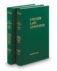 Civil Procedural and Remedial Laws (Vols. 12 & 12A, Uniform Laws Annotated)