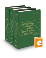 Environmental Insurance Litigation: Law and Practice, 2d
