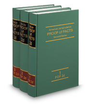 American Jurisprudence Proof of Facts, 2d