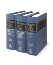 Michigan Legal Forms