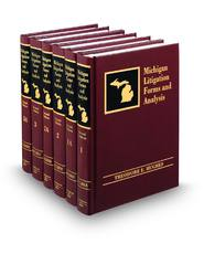 Michigan Litigation Forms and Analysis