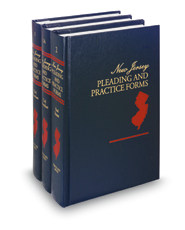 New Jersey Pleading and Practice Forms