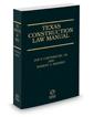 Texas Construction Law Manual, 3d, 2016-2017 ed.