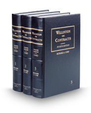 Williston on Contracts, 4th
