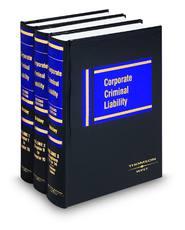 Corporate Criminal Liability, 2d