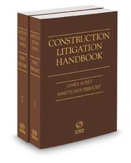 Construction Litigation Handbook, 2020 ed.