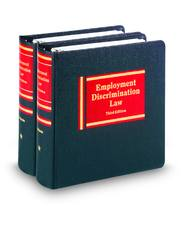 Employment Discrimination Law, 3d