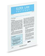 Elder Law Advisory
