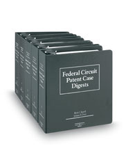 Federal Circuit Patent Case Digests