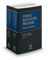 Federal Rules of Civil Procedure, Rules and Commentary, 2021 ed.