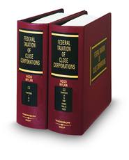 Federal Taxation of Close Corporations