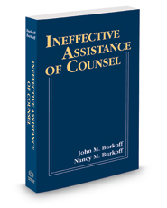 Ineffective Assistance of Counsel, 2020 ed.