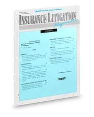 Insurance Litigation Reporter