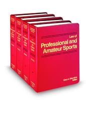 Law of Professional and Amateur Sports