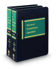 The Law of Condominium Operations