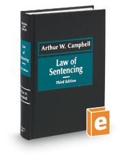 Law of Sentencing, 3d