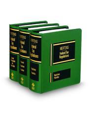 Mertens Federal Tax Regulations
