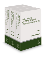 Nonprofit Organizations: Law and Taxation, 2d, 2018-2 ed.