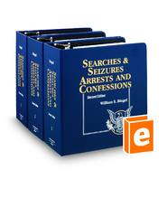 Searches & Seizures, Arrests and Confessions, 2d