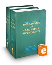 Tax Aspects of Real Estate Investments