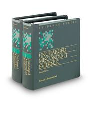 Uncharged Misconduct Evidence