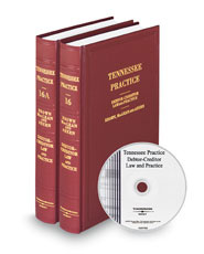 Debtor-Creditor Law and Practice, 2d (Vol. 16 and 16A, Tennessee Practice Series)