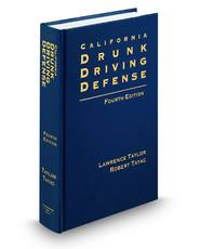 California Drunk Driving Defense, 4th