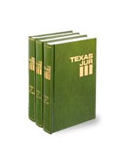 Criminal Law (Vols. 18-27A, Texas Jurisprudence®)