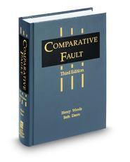 Comparative Fault, 3d