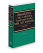 Domestic Torts: Civil Lawsuits Arising From Criminal Conduct Within Family Relationships, 2018 ed.
