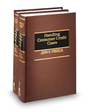 Handling Consumer Credit Cases, 3d (Commercial Law Library)