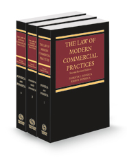 Law of Modern Commercial Practices, 2021 ed.