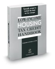 Low-Income Housing Tax Credit Handbook, 2016 ed.