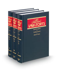American Law of Torts