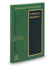 Minnesota Collections Handbook, 2016-2017 ed. (Vol. 26, Minnesota Practice Series)