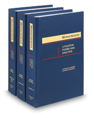 Massachusetts Litigation Forms and Analysis