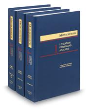 Massachusetts Litigation Forms and Analysis