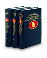 Georgia Jurisprudence®: Business, Employment, and Insurance