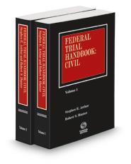Federal Trial Handbook: Civil, 2021-2022 ed.