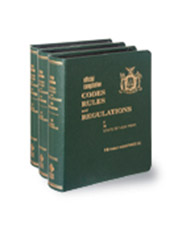 Executive Title 9A (NYCRR) | Legal Solutions