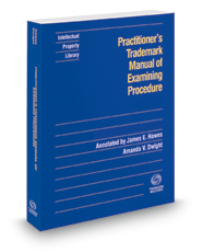 Practitioner's Trademark Manual of Examining Procedure, 2021-1 ed.