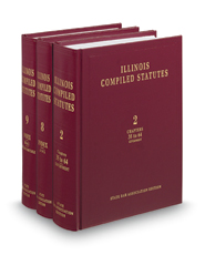 Illinois Compiled Statutes 2016, State Bar Association ed.