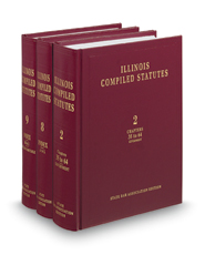 Illinois Compiled Statutes 2018, State Bar Association ed.