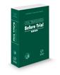 California Judges Benchbook: Civil Proceedings—Before Trial, 2020 ed.