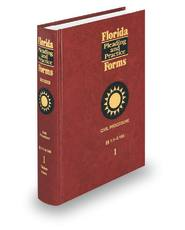 Florida Pleading and Practice Forms